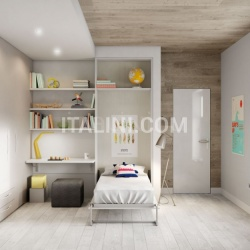 Mistral Space-saving bedroom 43 - №17