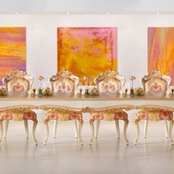 Bello Sedie Luxury classic chairs, Art. 3317: Table, Table - №86