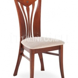 Corgnali Sedie Button ST - Wood chair - №12