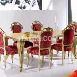 Luxury classic chairs, Art. 3271: Table - №92