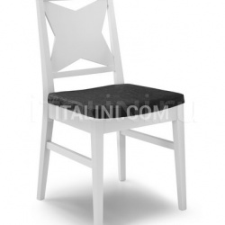 Corgnali Sedie Gaia F - Wood chair - №44