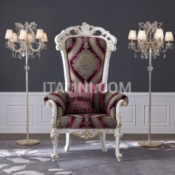 Bello Sedie Luxury classic chairs, Art. 3353: Throne - №144