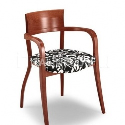 Corgnali Sedie Egle L - Wood chair - №26