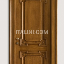 BOLSHOI 2024/QQ Siberian walnut country Pomaccio finish Classic Wood Interior Doors - №48