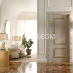 ANTALICA 1354/QQ pale grey door Classic Wood Interior Doors - №13