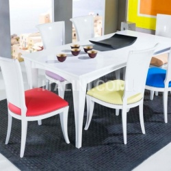 Luxury classic chairs, Art. 3249: Table, Extensible table - №96