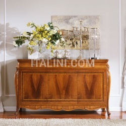 Marzorati Classic style sideboards Dining room  - OLIMPIA B / Sideboard with 3 doors - №64