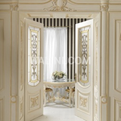 LUIGI XVI Classic Wood Interior Doors - №153