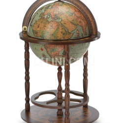 "Zofolli Beech tree bar globe with storage space inside ""Giunone"" - Laguna - №38"
