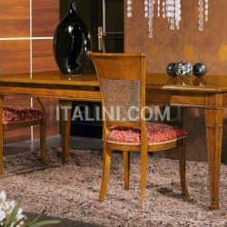 Luxury classic chairs, Art. 3134: Extensible table - №112