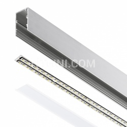 L-TECH Stripe system frameless T5 normal - №163