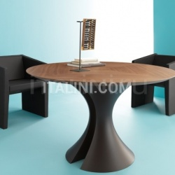 ola walnut meeting table - №72