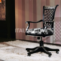 Bello Sedie Luxury classic chairs, Art. 3200: Office armchair - №47