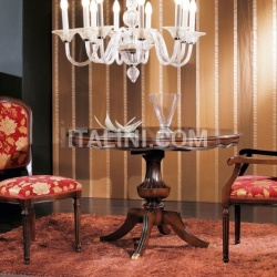Bello Sedie Luxury classic chairs, Art. 3008: Extensible table - №121