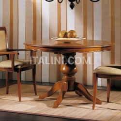 Luxury classic chairs, Art. 3021: Extensible table - №123