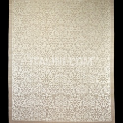 Elaheh Beige-Golden Thread  e Seta in Rilievo-Parsa - №181