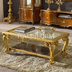 Bello Sedie Luxury classic chairs, Art. 3520: Coffee table - №73