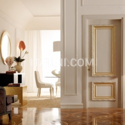 MARATEA 1364/QQ Grey-finished door  Classic Wood Interior Doors - №17