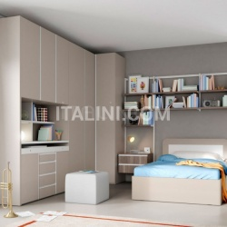 Bedroom with free-standing bed 10 - №46