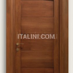 Gio Pomodoro 1927/3/QQ Medium stained Tulipwood Mondrian frame Modern Interior Doors - №154