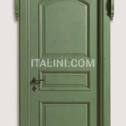 COLORADO 4015/QQ Antiqued green Decape fin. Wax Classic Wood Interior Doors - №52