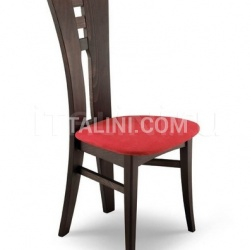 Corgnali Sedie Genny - Wood chair - №59
