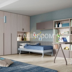 Bedroom with free-standing bed 09 - №45