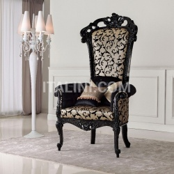 Bello Sedie Luxury classic chairs, Art. 3353: Throne - №140