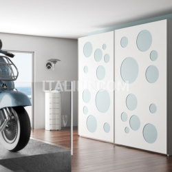Corazzin Group Composition page 125 - TRATTO sliding door - №433