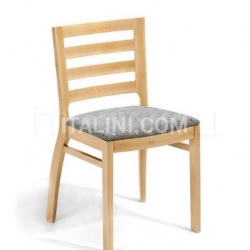 Jessica ST - Wood chair - №50