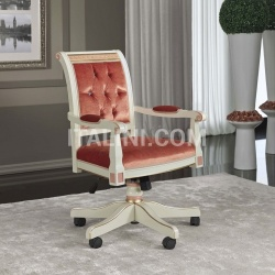 Bello Sedie Luxury classic chairs, Art. 3324: Office armchair - №34