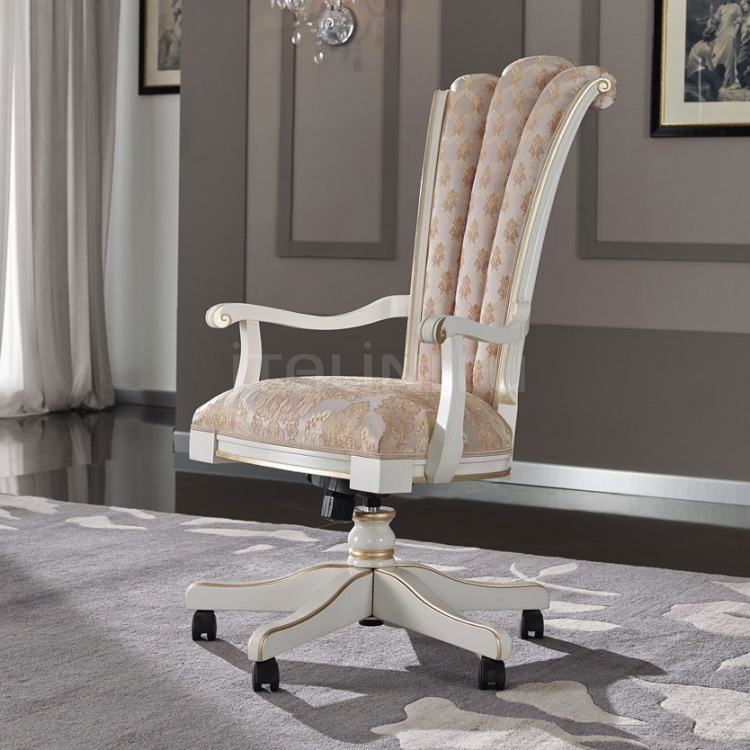 Luxury classic chairs, Art. 3322: Office armchair - №30