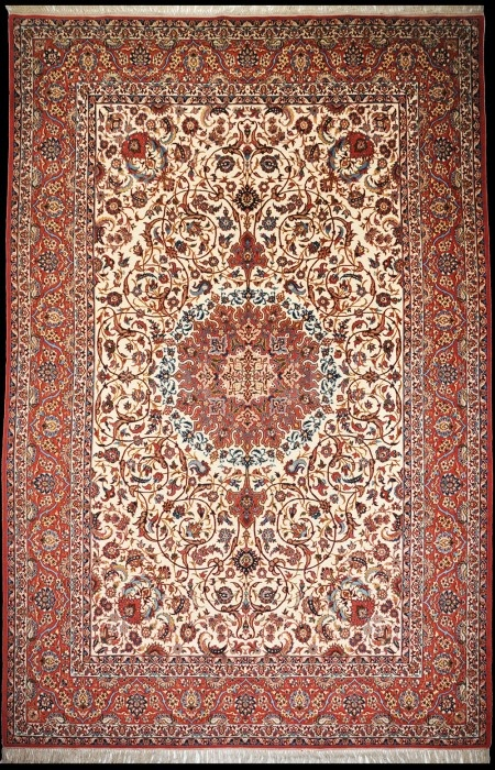 Farahan-Heritage Antique - №422