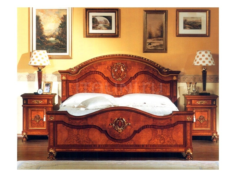 Baroque bed Double bedroom  - DUCALE DUCLE / Double bed - №13