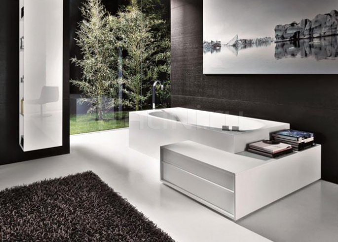 Wall bathtubs - №9