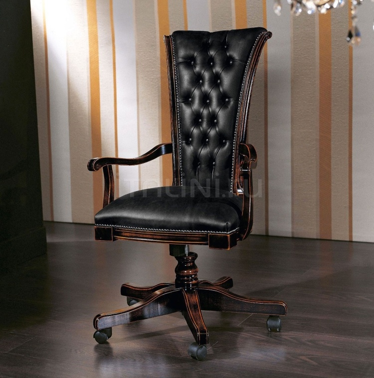 Luxury classic chairs, Art. 3206: Office armchair - №43