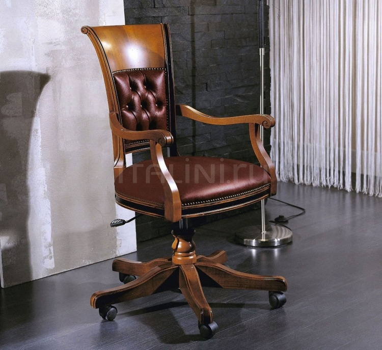 Luxury classic chairs, Art. 3207: Office armchair - №38