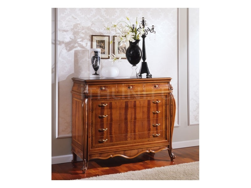 Solid sideboard Suite  - OLIMPIA B / Chest of Drawers - №55