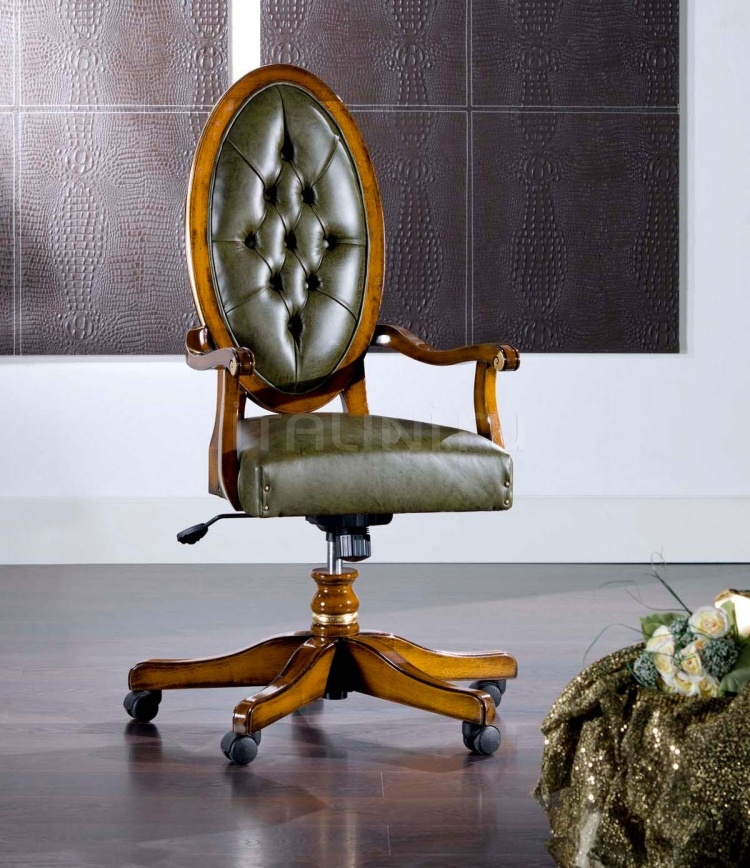 Luxury classic chairs, Art. 3275: Office armchair - №31
