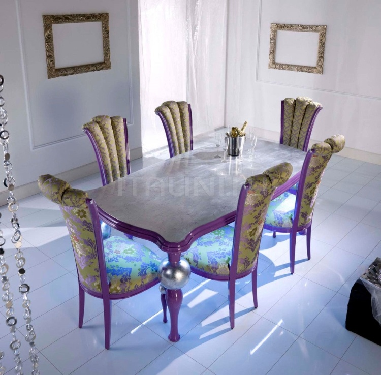 Luxury classic chairs, Art. 3296: Table - №93