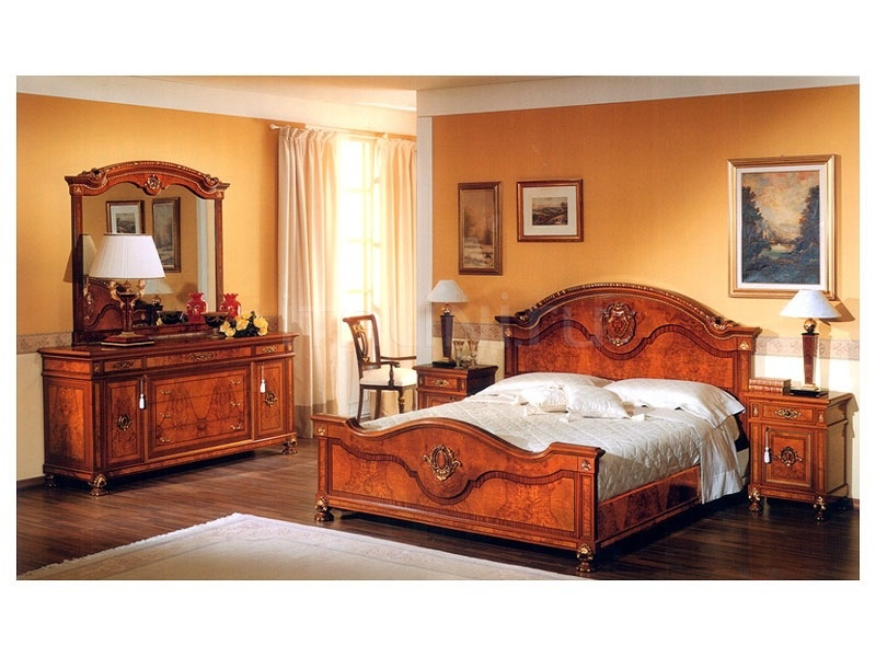 Bedroom cabinet Hotel bedrooms  - DUCALE DUCCOD / Chest of drawers double - №8
