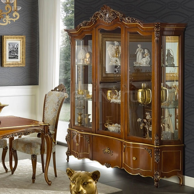 Luxury classic chairs, Art. 3503: Cabinet - №69