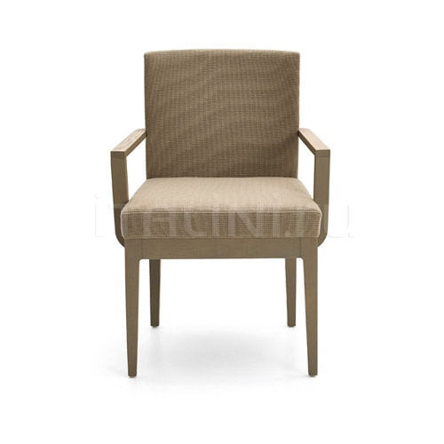 CONTOUR chair with armrests - №100