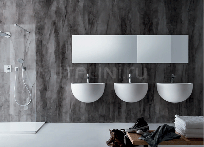 Wall-mounted washbasins - №24