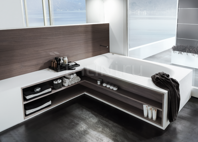Wall bathtubs - №10