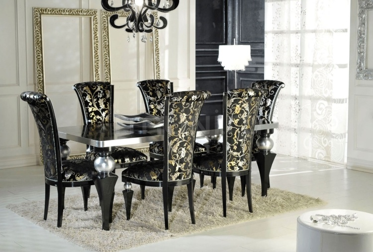 Luxury classic chairs, Art. 3224: Table - №97