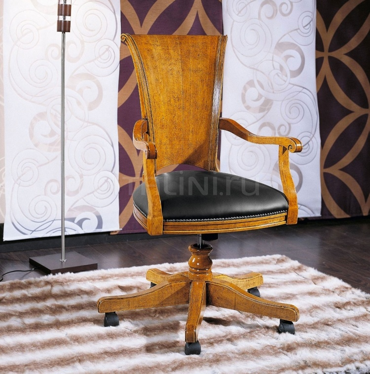 Luxury classic chairs, Art. 3204: Office armchair - №40