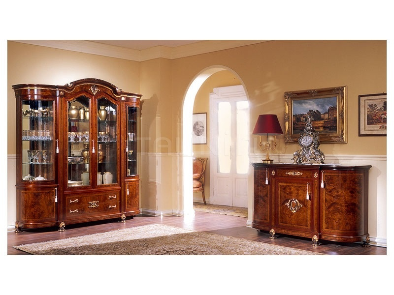 Sideboard in wood Living rooms  - DUCALE DUCCR4PB / Sideboard with 4 doors B - №12