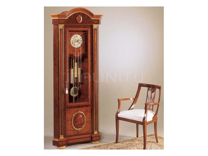 Luxury complements Residential  - IMPERO / Grandfather corner clock - №42