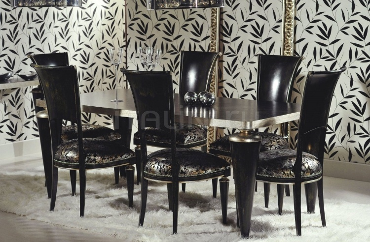 Luxury classic chairs, Art. 3208: Table - №109